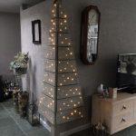 Mas de 150 fotos de decoracion para arboles de navidad modernos (41)