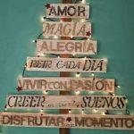 Mas de 150 fotos de decoracion para arboles de navidad modernos (43)