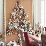 Mas de 150 fotos de decoracion para arboles de navidad modernos (47)