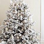 Mas de 150 fotos de decoracion para arboles de navidad modernos (55)