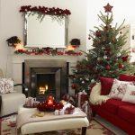 Mas de 150 fotos de decoracion para arboles de navidad modernos (65)