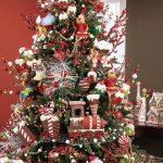 Mas de 150 fotos de decoracion para arboles de navidad modernos (86)