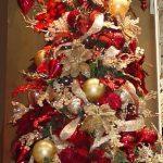 Mas de 150 fotos de decoracion para arboles de navidad modernos (87)