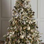 Mas de 150 fotos de decoracion para arboles de navidad modernos (93)