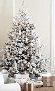 Mas de 150 fotos de decoracion para arboles de navidad modernos (95)