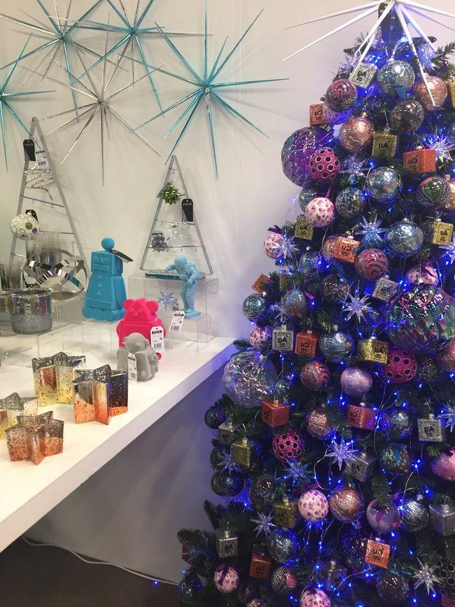 Mas de 200 fotos de arboles de navidad decorados originales tendencia 2018-2019 (1)