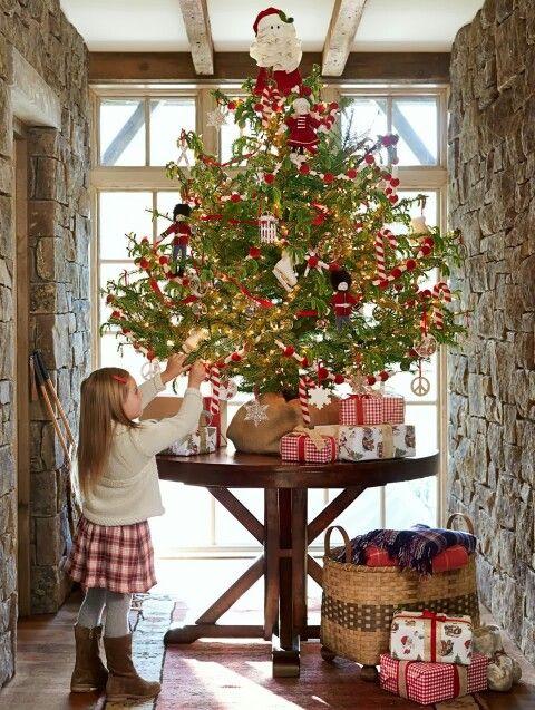 Mas de 200 fotos de arboles de navidad decorados - Fotos de arboles de navidad decorados ...