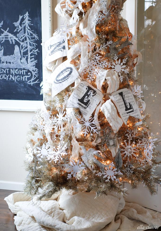 Arboles de navidad decorados