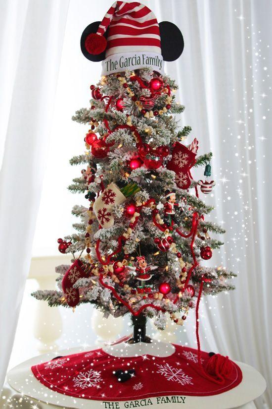 Mas de 200 fotos de arboles de navidad decorados originales tendencia 2018-2019 (161)