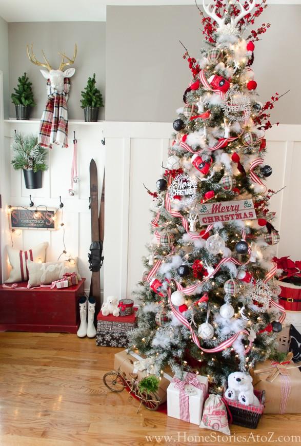 simple mas de fotos de arboles de navidad decorados originales tendencia with rboles de navidad decorados with imagenes de arboles de navidad decorados - Rboles De Navidad Decorados
