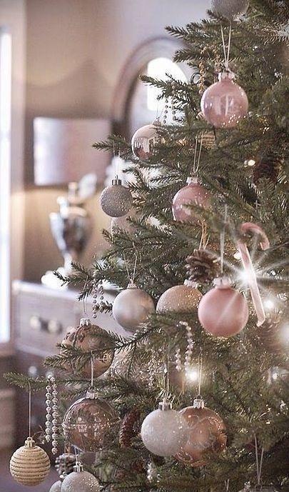 Mas de 200 fotos de arboles de navidad decorados originales tendencia 2018-2019 (214)