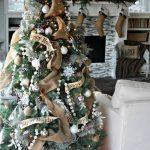 Mas de 200 fotos de arboles de navidad decorados originales tendencia 2018-2019 (263)