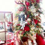 Mas de 200 fotos de arboles de navidad decorados originales tendencia 2018-2019 (267)