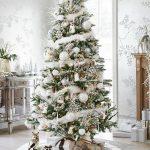 Mas de 200 fotos de arboles de navidad decorados originales tendencia 2018-2019 (271)