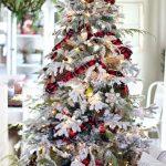 Mas de 200 fotos de arboles de navidad decorados originales tendencia 2018-2019 (275)