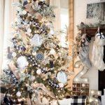 Mas de 200 fotos de arboles de navidad decorados originales tendencia 2018-2019 (279)