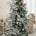 Mas de 200 fotos de arboles de navidad decorados originales tendencia 2018-2019 (281)