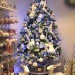Mas de 200 fotos de arboles de navidad decorados originales tendencia 2018-2019 (282)