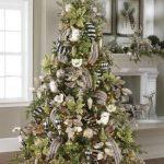 Mas de 200 fotos de arboles de navidad decorados originales tendencia 2018-2019 (283)