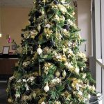 Mas de 200 fotos de arboles de navidad decorados originales tendencia 2018-2019 (284)