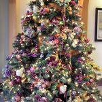 Mas de 200 fotos de arboles de navidad decorados originales tendencia 2018-2019 (288)