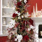 Mas de 200 fotos de arboles de navidad decorados originales tendencia 2018-2019 (290)
