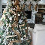 Mas de 200 fotos de arboles de navidad decorados originales tendencia 2018-2019 (291)