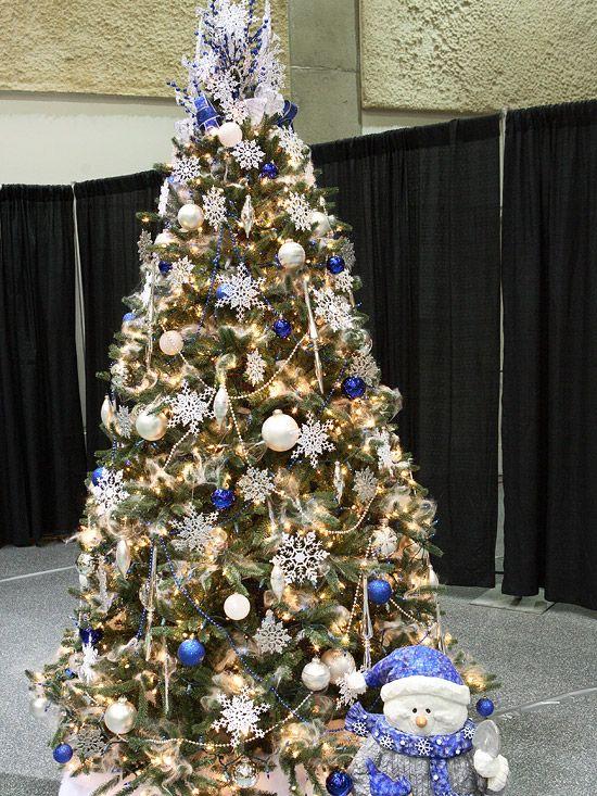 Mas de 200 fotos de arboles de navidad decorados originales ...
