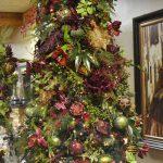 Mas de 200 fotos de arboles de navidad decorados originales tendencia 2018-2019 (295)