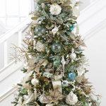 Mas de 200 fotos de arboles de navidad decorados originales tendencia 2018-2019 (297)
