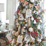 Mas de 200 fotos de arboles de navidad decorados originales tendencia 2018-2019 (300)