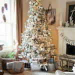 Mas de 200 fotos de arboles de navidad decorados originales tendencia 2018-2019 (302)