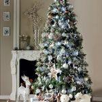 Mas de 200 fotos de arboles de navidad decorados originales tendencia 2018-2019 (303)