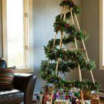 Mas de 200 fotos de arboles de navidad decorados originales tendencia 2018-2019 (309)