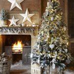 Mas de 200 fotos de arboles de navidad decorados originales tendencia 2018-2019 (310)