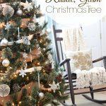 Mas de 200 fotos de arboles de navidad decorados originales tendencia 2018-2019 (312)