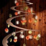 Mas de 200 fotos de arboles de navidad decorados originales tendencia 2018-2019 (315)