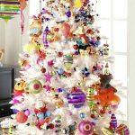 Mas de 200 fotos de arboles de navidad decorados originales tendencia 2018-2019 (316)