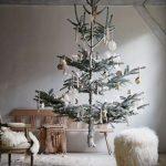 Mas de 200 fotos de arboles de navidad decorados originales tendencia 2018-2019 (317)