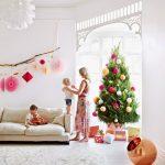 Mas de 200 fotos de arboles de navidad decorados originales tendencia 2018-2019 (319)