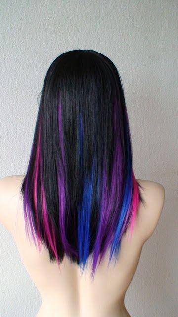 Mechas de colores (1)