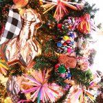Que es un arbol navidad decorado