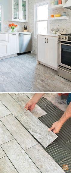 Que tipo de piso puedo añadir a la decoracion de cocinas (4)