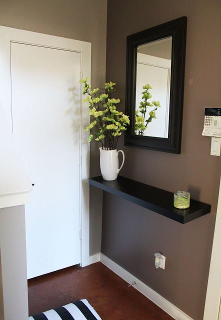 Tendencias en decoracion de interiores de casas peque as - Recibidores para casa ...