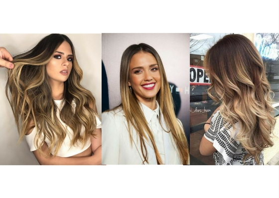 Tendencias en mechas 2018
