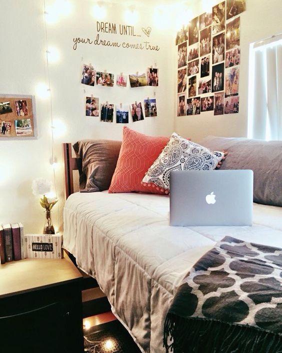 Trucos sencillos para decorar una habitacion 7 for Decoracion de apartamentos sencillos