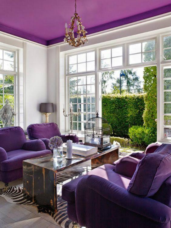 Ultra violet color del año 2018