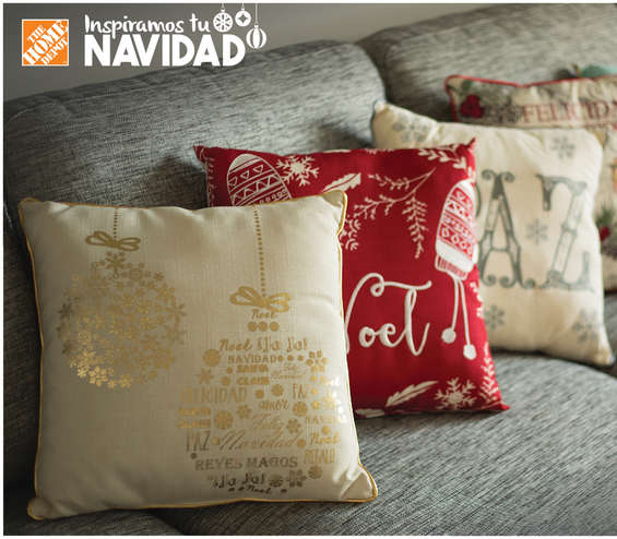 Cojines Navidenos Decorativos 2018 Decoracion De