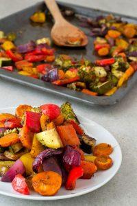 como hacer recetas vegetarianas faciles
