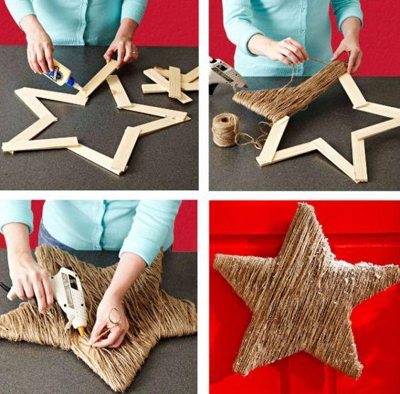 como hago decoraciones navidenas faciles (1)